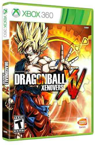 Dragon Ball Xenoverse Para Xbox 360 En Whole Games !!!
