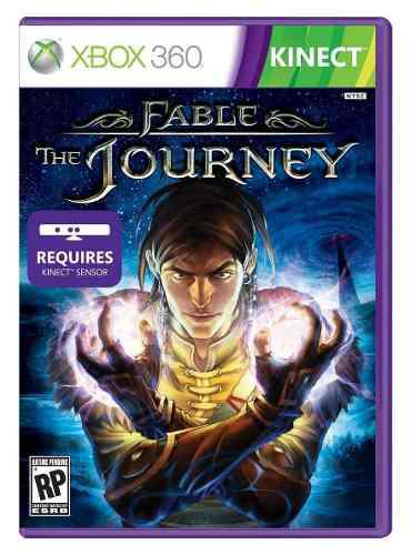 Fable The Journey Xbox 360 Nuevo Físico Kinect Gamechieff