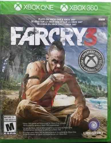 Far Cry 3 Para Xbox 360 / Xbox One (en D3 Gamers)