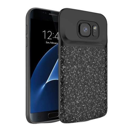 Funda Cargador Bateria Samsung Galaxy S7 4700mah