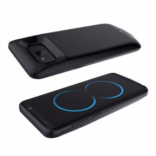Funda Cargador Bateria Samsung Galaxy S8 Plus 5500mah