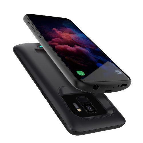 Funda Cargador Bateria Samsung Galaxy S9 Plus 5200mah