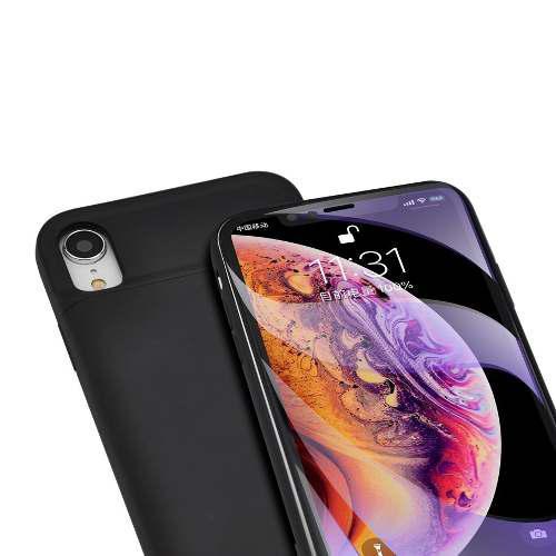 Funda Case Cargador Bateria Pila 5000a iPhone X/xs Xr Xs Max
