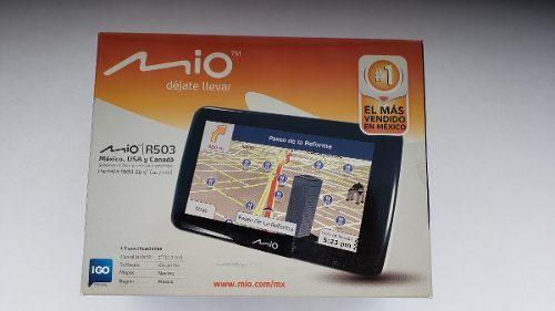 Gps Mio R503 Nuevos