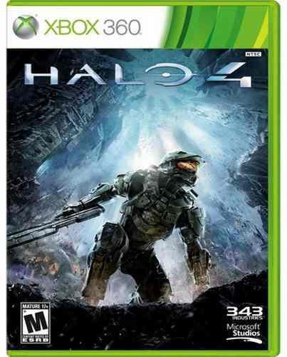 Halo 4 Xbox 360 Nuevo Y Sellado Juego Videojuego