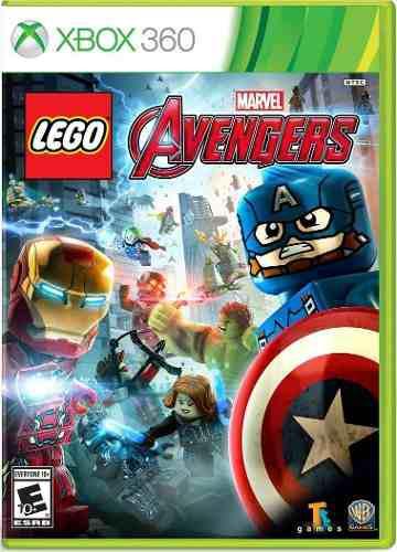 Juego Lego Marvel Avengers Standard Xbox 360 Ibushak Gaming