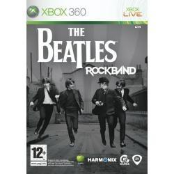 Juego Rock Band The Beatles Usado Para Xbox 360 Blakhelmet C