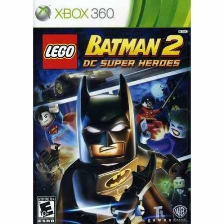 Juego Xbox 360 Lego Batman 2 Dc Super Heroes Nuevo Factura!