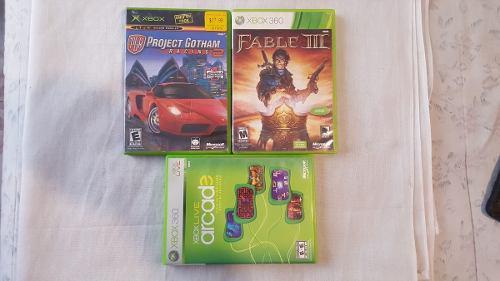 Juegos Xbox360 Originales En Excelente Estado