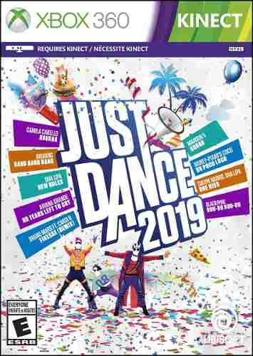 Just Dance 2019 Xbox 360 Nuevo Y Sellado (en D3 Gamers)