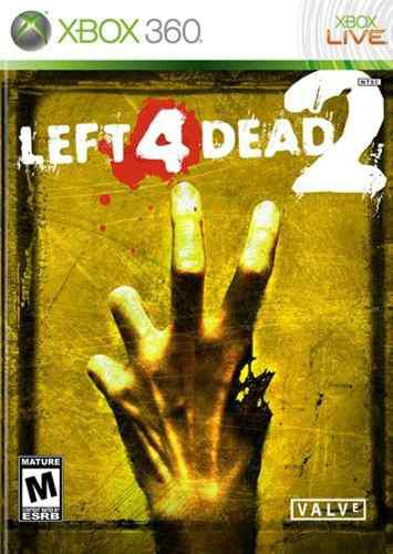 Left 4 Dead 2 - Xbox 360 - Nuevo - Sellado