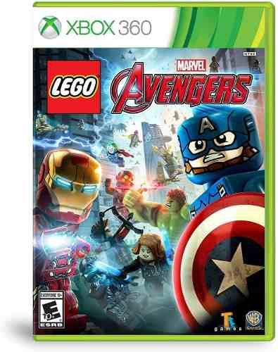 Lego Marvel Avengers Xbox 360 (En D3 Gamers)