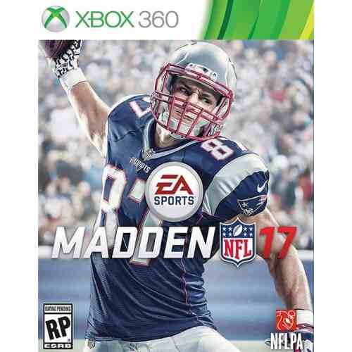 Madden Nfl 17 Xbox 360 Nuevo