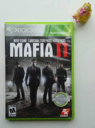 Mafia 2 Xbox 360 Juegazo!! Garantizado!!:)