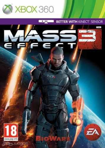 Mass Effect 3 Xbox 360 Fisico Seminuevo En Igamers