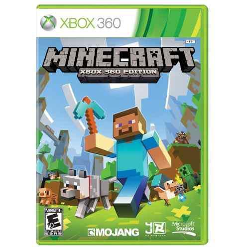 Minecraft Xbox 360 Nuevo