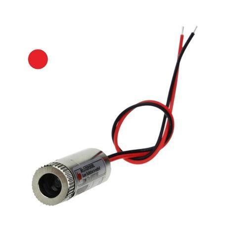 Modulo Laser Puntero Punto Rojo, Refactronika