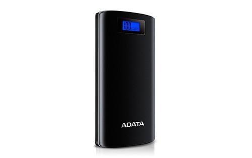 Power Bank Bateria Externa Adata P20000d 20000mah 15 Cargas