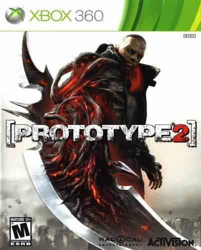 Prototype 2 Xbox 360 Nuevo Y Sellado Juego Videojuego
