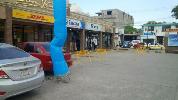 RENTA DE LOCAL COMERCIAL EN ALTAMIRA TAMAULIPAS EN PLAZA