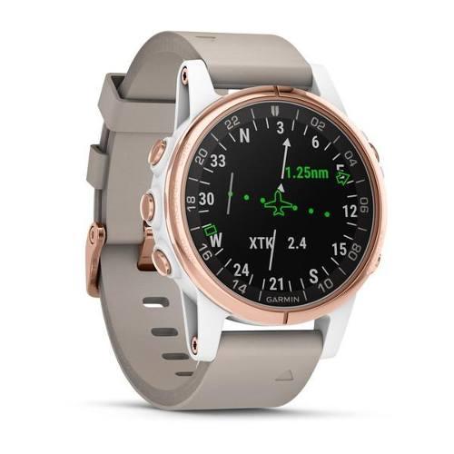 Reloj Gps Garmin D2 Delta S (chico) Para Aviación