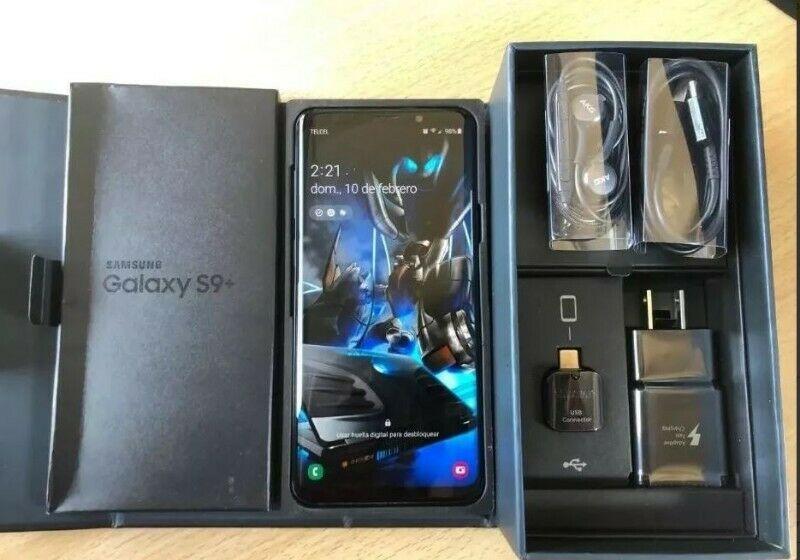 Samsung Galaxy S9 Plus Dual Sim 64gb 4g Liberado
