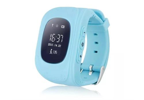 Smart Watch Reloj Celular Gps Para Niños Sim Sos