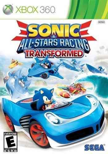 Sonic & All-stars Racing Transformed Xbox 360 Nuevo