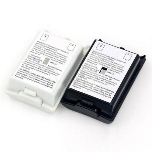 Tapa Para Control De Xbox 360 Porta Baterias Pilas Tapas