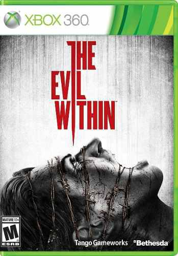 The Evil Within Xbox 360 Nuevo Y Sellado (en D3 Gamers)