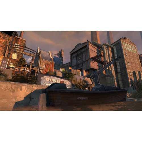 Videojuego Dishonored Edición Juego Del Año Xbox 360