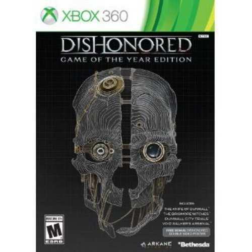 Videojuego Dishonored Juego Edición Del Año (xbox 360)
