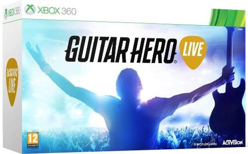 Videojuego Guitar Hero Live Para Xbox 360 -----------mr.game