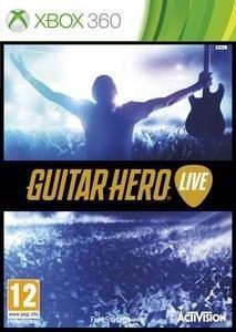 Videojuego Guitar Hero: Live Para Xbox 360 (sólo Juego)