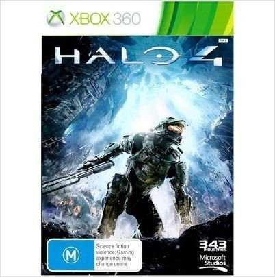 Videojuego Halo 4 - Xbox 360, Juego Estándar