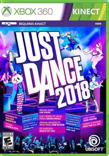 Videojuego Just Dance 2018 Xbox 360 Ibushak Gaming