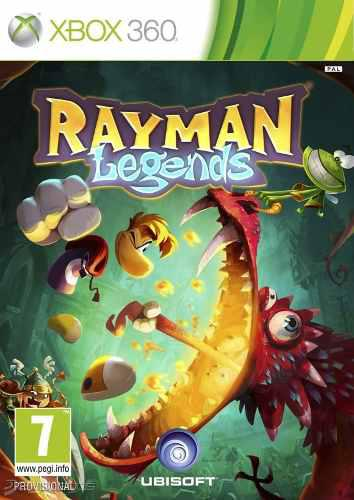 Videojuego Rayman Legends Xbox 360 Ibushak Gaming