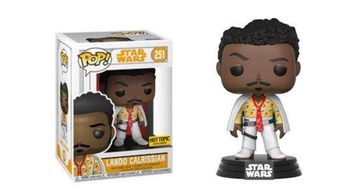 Funko Pop - Lando Star Wars Han Solo Hot Topic