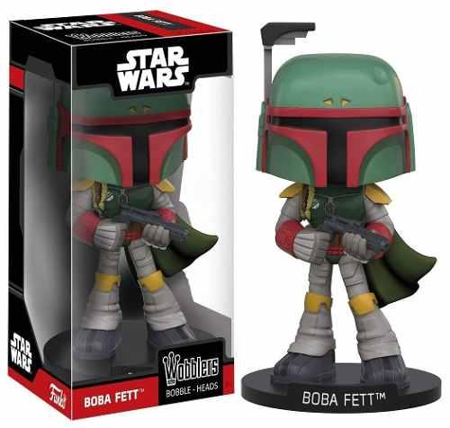 Funko Wobbler Star Wars Boba Fett