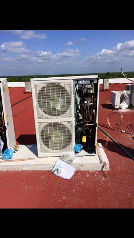 Instalación, reparación y mantenimiento d0e climas