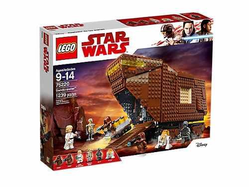 Lego Star Wars Reptador De Las Arenas
