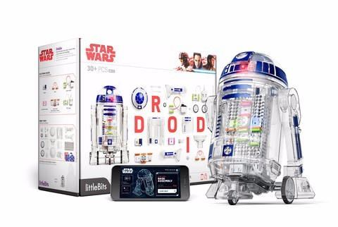 Littlebits Star Wars Robot Droid Inventor Kit