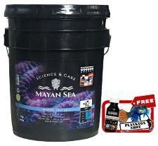 Marine Pro Sal Para Acuario Marino 600lt - 22kg Mayan Sea