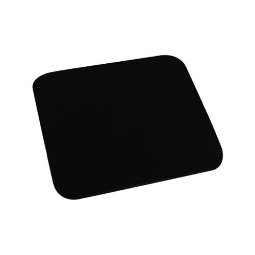 Mouse Pad Manhattan Negro Espuma 22.5 X 26 Cms X 6mm