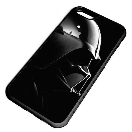 Protector Funda iPhone 6 7 8 X Plus - Star Wars Vader 2