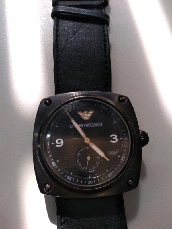 Reloj emporio Armani AR  original