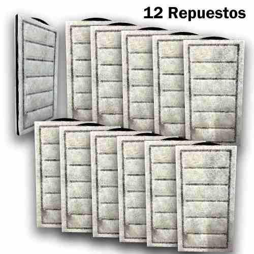 Repuesto Cartucho Filtro Cascada Aquajet Slim 40l 80l Lomas