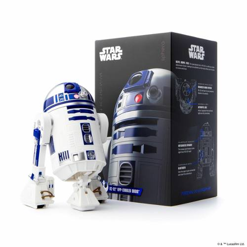 Sphero R2d2 Star Wars Droide Bluetooth Nuevo