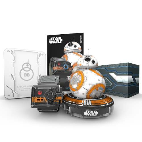 Star Wars Bb8 Droid Edición Especial Con Force Band Sphero