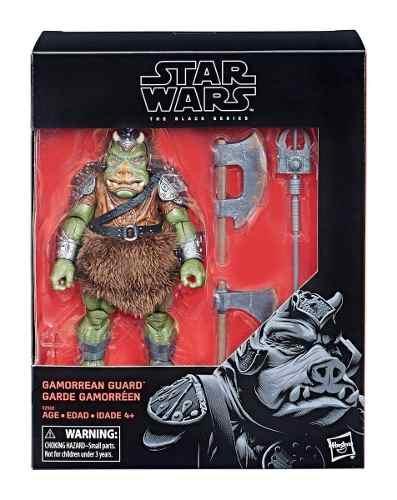 Star Wars The Black Series Guardia Gamorrean, Hasbro.